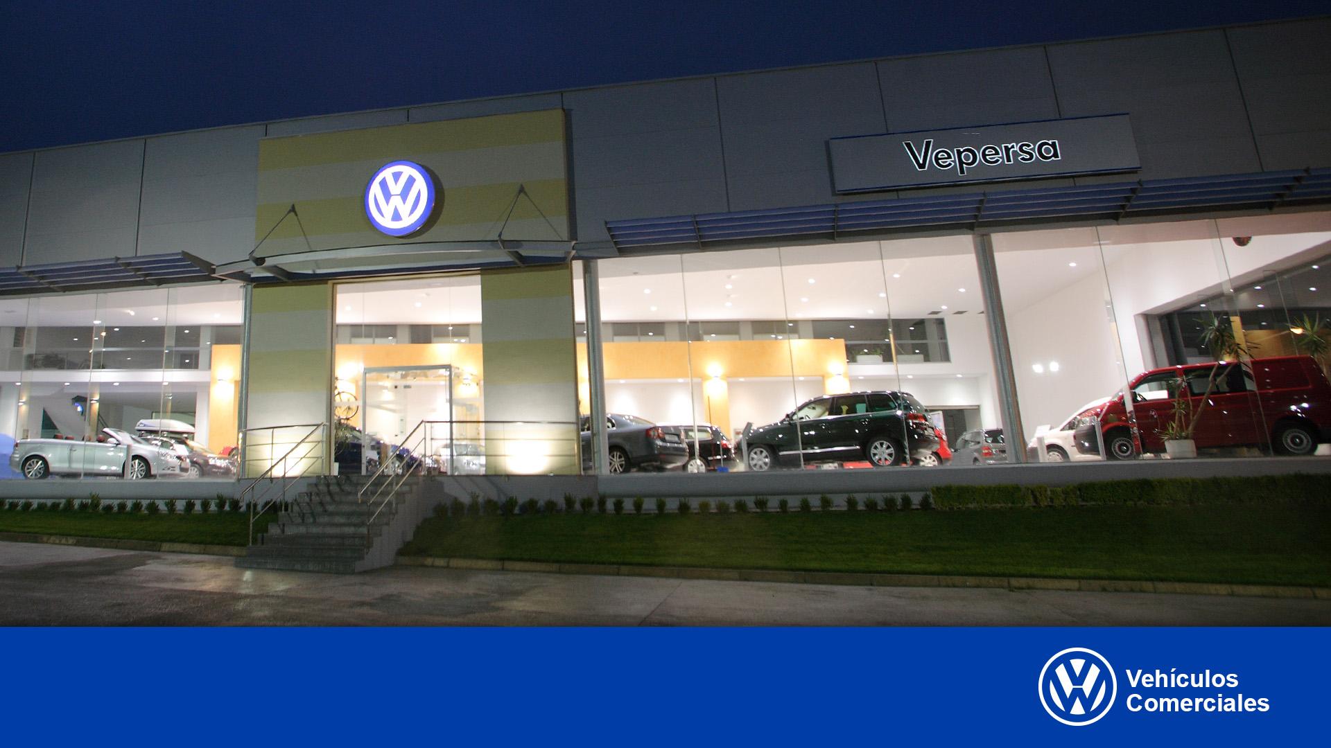 Apersa Volkswagen Comerciales