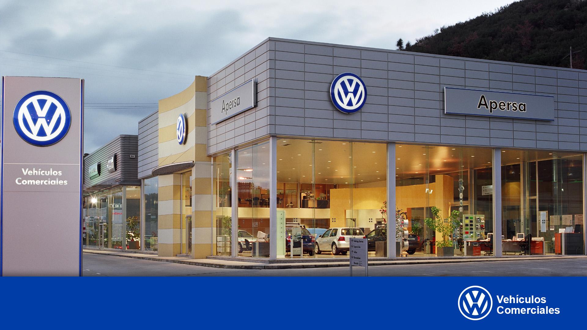 Vepersa Pontevedra Volkswagen Comerciales