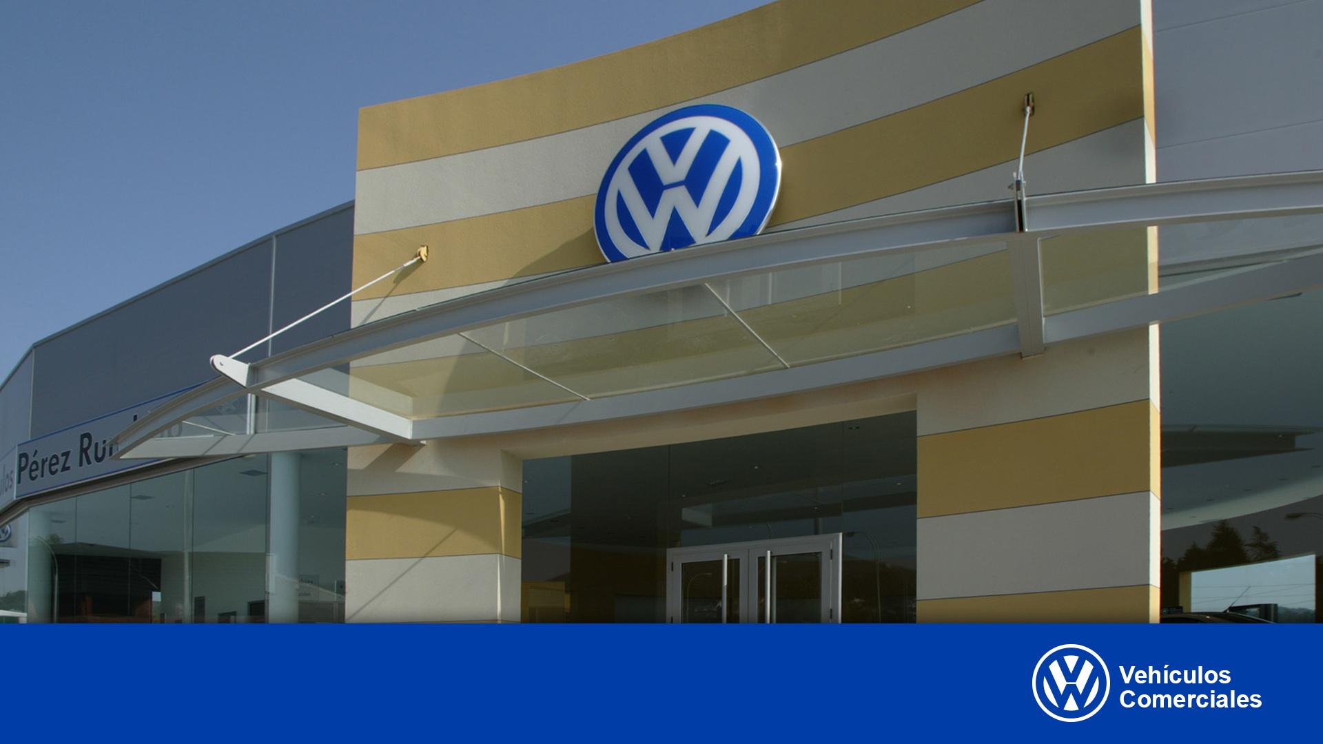Vepersa Villagarcía Volkswagen Comerciales
