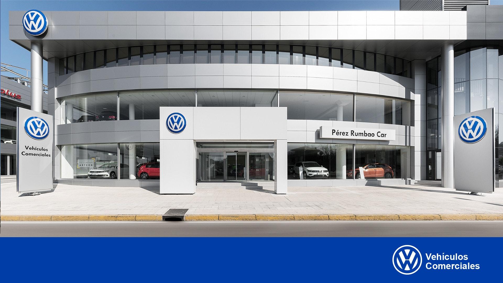 Percar Volkswagen Comerciales