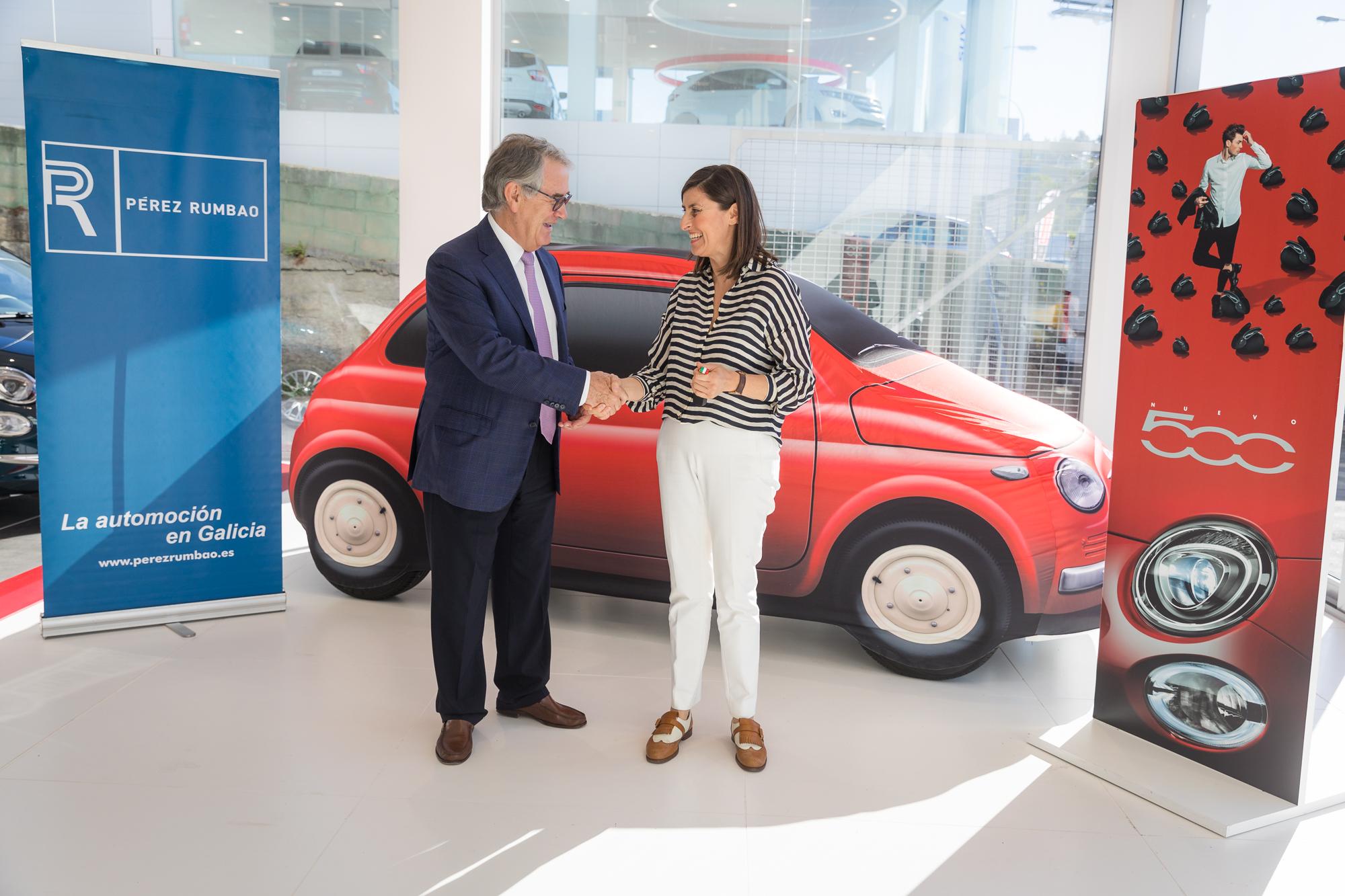 Nuevas instalaciones de Zina Movil Fiat