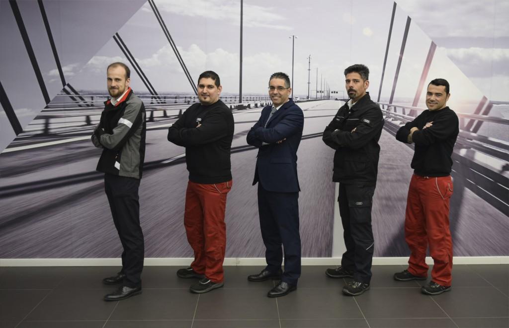 Concesionario Oficial Audi Coruña