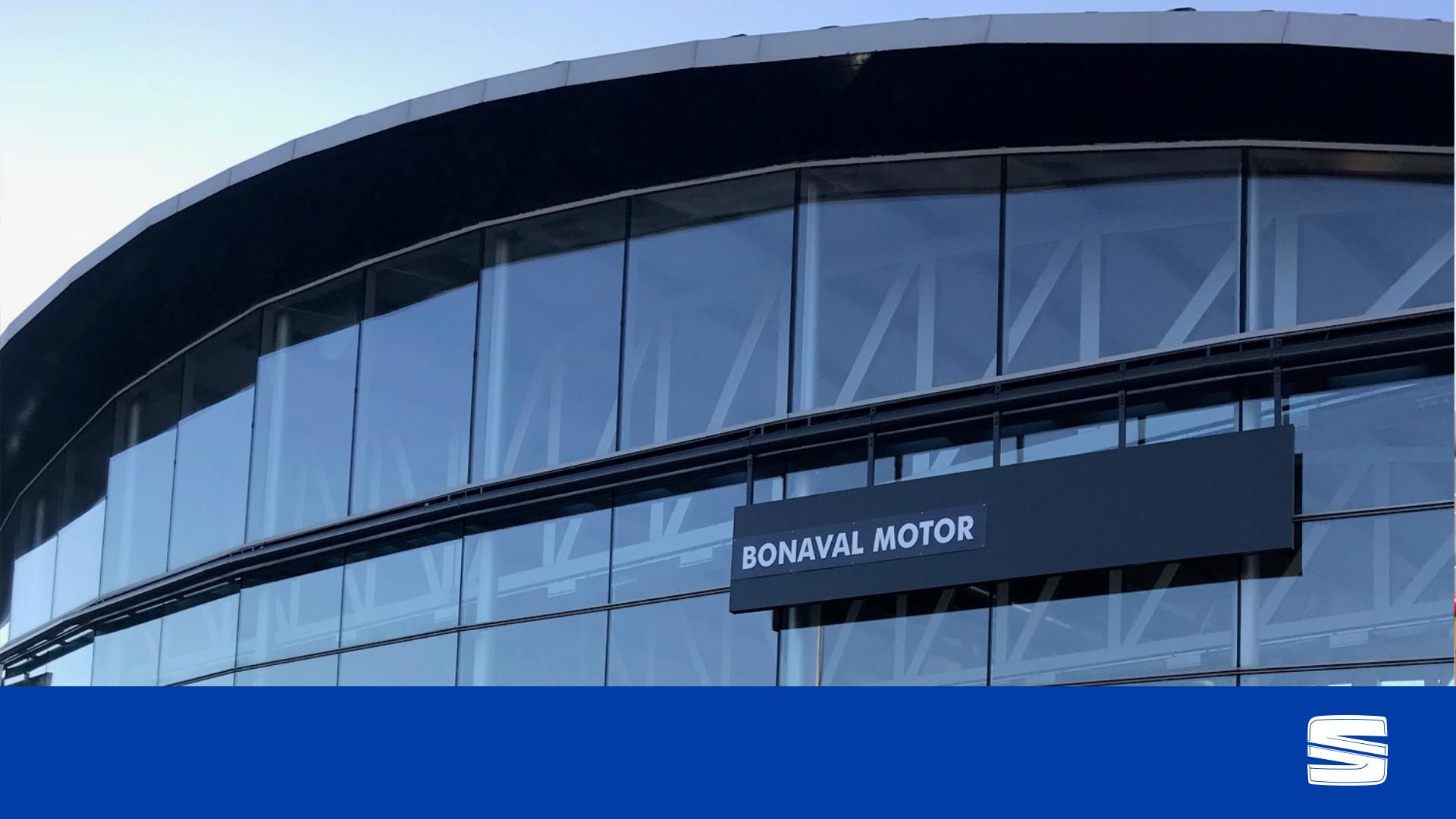 Bonaval Motor: Seat
