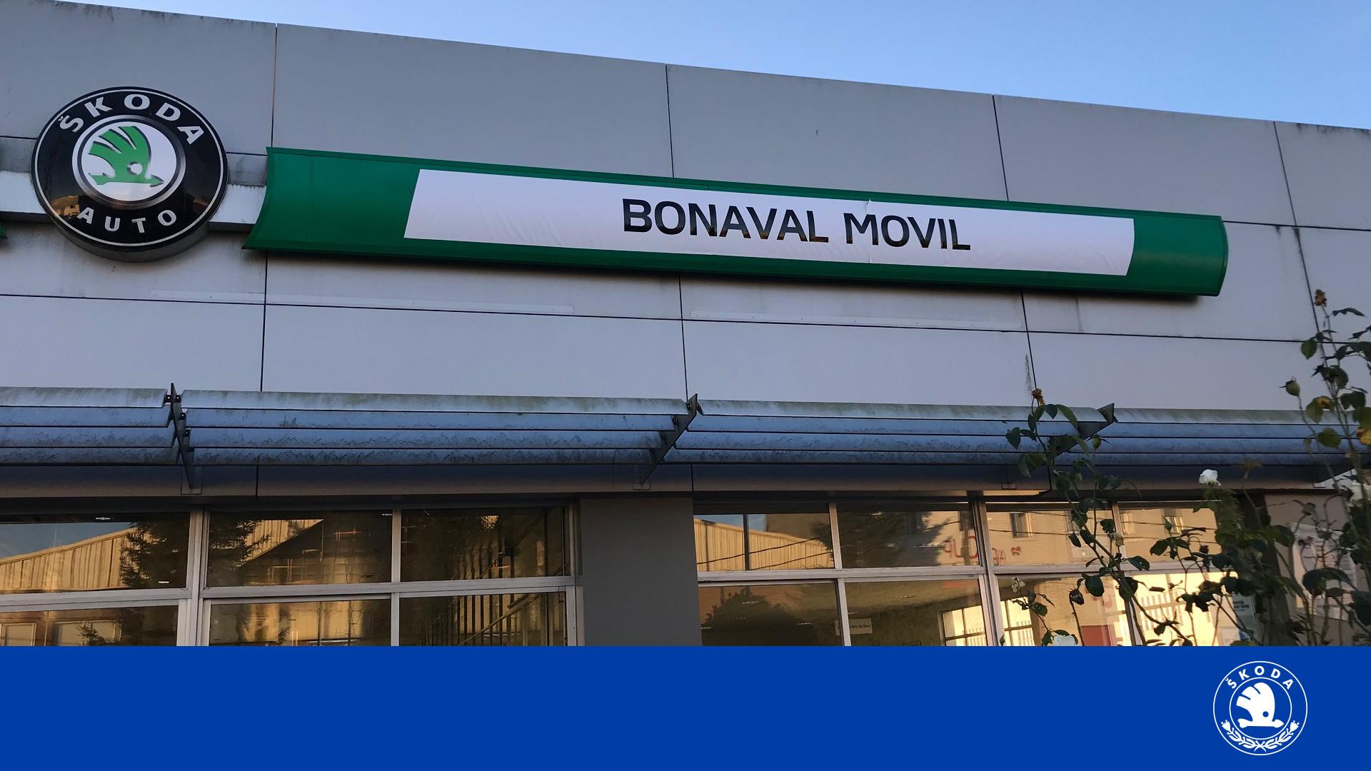 Bonaval movil: Skoda