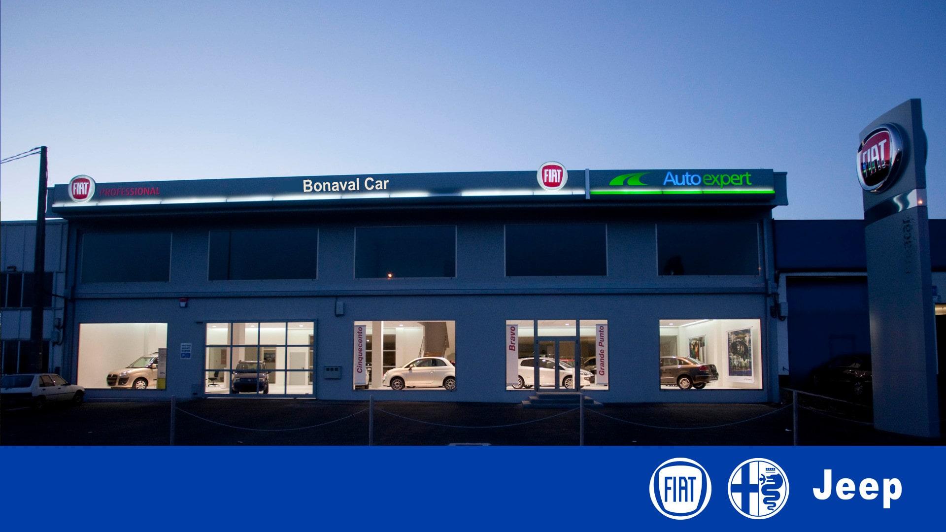 Bonaval Car: Fiat, Alfa Romeo, Jeep