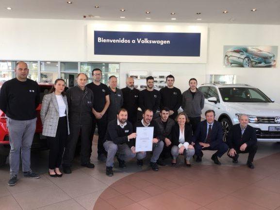 Concesionario Oficial Volkswagen Vilagarcía