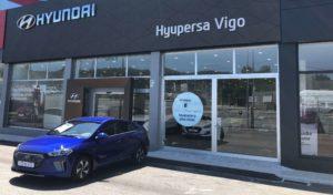 Concesionario Hypersa en Villagarcía