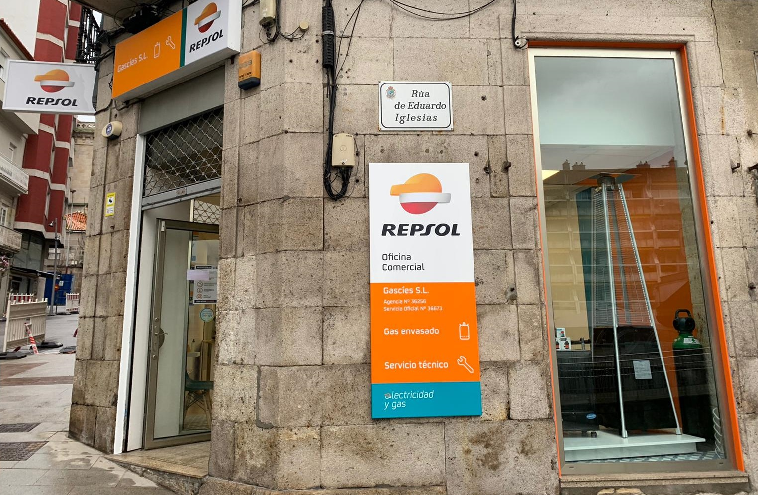 Oficina Repsol Gascies
